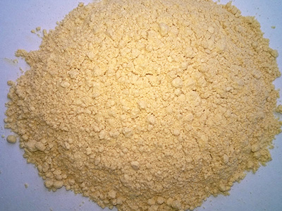 Gold mica powder